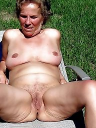 Mature hairy, Shaving, Shaved, Hairy mature