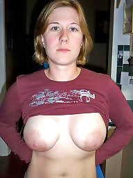 Milf tits, Flashing, Tit flash