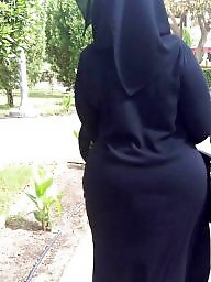 mature ass Arab hijab