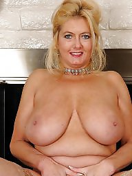 Mature tits, Saggy, Mature blonde, Saggy mature, Blonde milf