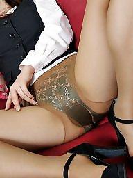 Amateur stockings, Amateur legs, Amateur leggings