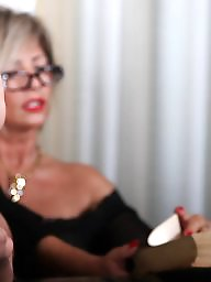 Lady barbara, Lady b, Nylon mature, Nylon feet, Mature nylon, Barbara