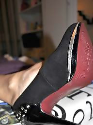 Stockings, Old, Young, Feet, Stocking