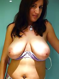 Mature big tits, Mature tits, Mom, Big nipples, Moms