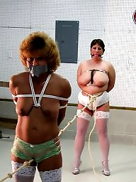 Mature bdsm, Bound, Bdsm mature