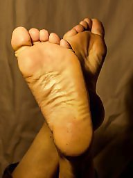 Feet, Ebony, Black