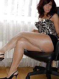 Amateur lingerie, Lingerie, Lingerie milf, Lingerie mature, Milf nylon, Mature nylons