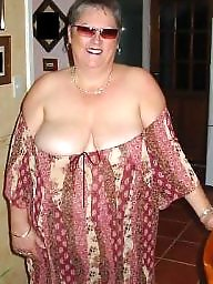 Amateur mature, Transparent