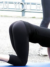 Street, Leggings, Tight, Tight ass, Tights, Wives