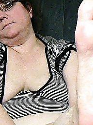 Bbw feet, Close up