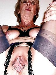 Granny stockings, Granny stocking, Grannies, Mature stocking, Granny tits, Granny big tits