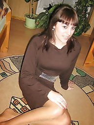 Nylons, Amateur stockings, Nylon