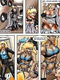 단체 소년, 카툰만화 섹스, 섹스카툰만화
