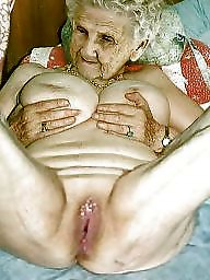 Hairy granny, Granny, Mature hairy