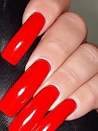 Sexi nails, Nailed mature, Nail, Mature love, Mature nails, Lovely mature