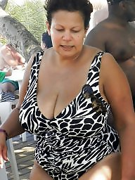 Granny beach, Granny big boobs, Beach boobs, Beach granny, Bbw beach, Granny