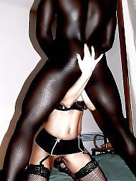 Interracial, Ebony