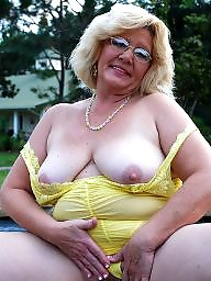 Bbw granny, Grannies, Granny, Granny boobs