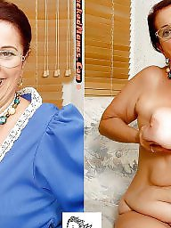 Dressed undressed, Milf dressed undressed, Undressed, Undress, Dressed, Mature