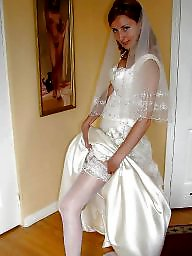 Interracial, Bride, Amateur stockings, Interracial stockings, Stockings, Brides