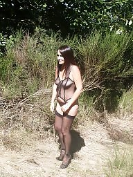 Public, Flashing, Forest