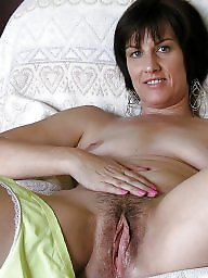Shaved mature, Mature, Shaving, Hairy mature, Hairy