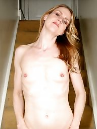 Stairs mature, Stair, Nicol blonde, Naked matures, Naked mature, Naked blonde