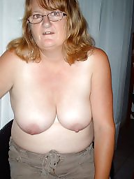 Mature topless, Mature redhead, Bbw redhead, Topless, Housewife, Mature bbw