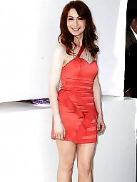 Felicia day, Redhead