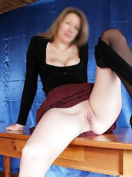 Amateur mature, Annabelle, Home
