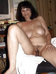 Mature big boobs, Hairy mature, Big mature