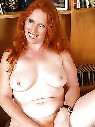 Amateur redhead, Red, Lady, Hair
