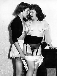 Vintags stockings, Vintage,lesbian, Vintage stocking, Vintage stockings 9, Vintage stockings, Vintage pics