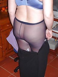 Mature stockings, Stocking, Pantyhose, Mature, Amateur mature, Stockings
