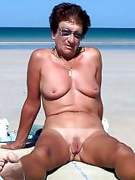 Granny beach, Amateur granny, Nudists, Mature nudist, Beach granny, Granny