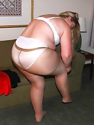 Bbw stockings, Bbw pantyhose, Bbw upskirt