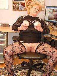 Mature stockings, Mom, Mature mom, Moms