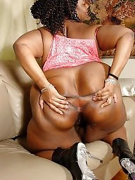 Bbw black, Black ass, Ebony ass, Ebony bbw, Open ass, Bbw ass