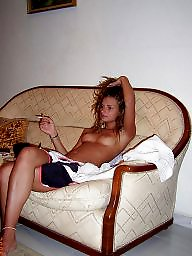 Teen shower, Tanned