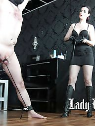 Boots, Leather, Caning