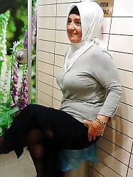 Turkish milf, Arab, Turkish hijab, Turban, Turbanli, Hijab