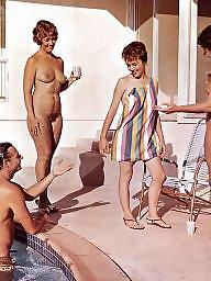 Hairy nudist, Hairy voyeur, Nudist, Vintage nudist, Nudists, Naked
