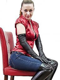 Femdom, Leather, Boots, Boot