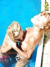 Jeune et vielle lesbienne, Mature lesbienne