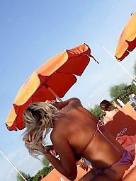 Voyeur in beach, Watchings, Watching, Watches, Watched, Pools
