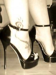 Feet, Bbw feet