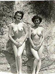 Posing, Vintage, Pose, Model