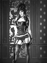 Vintage bdsm, Vintage stockings, Corsets, Corset, Vintage