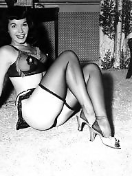 Vintage, Vintage porn, Vintage celebrities, Betty