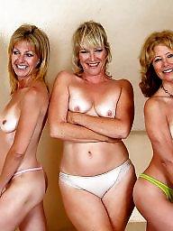 Mature lesbians, Group sex, Mature lesbian, Mature group, Mature sex